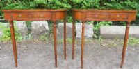 Pair Console Tables by Bevan Funnell